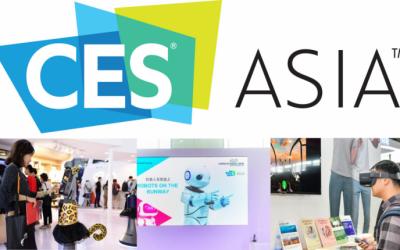 Das sind die Trends der CES Asia 2019