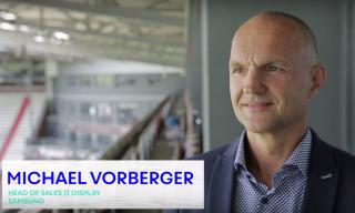 3 Fragen an… Michael Vorberger von Samsung