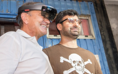 Weltpremiere: FC St. Pauli-Museum setzt Hightech-Brille für Sehbehinderte ein