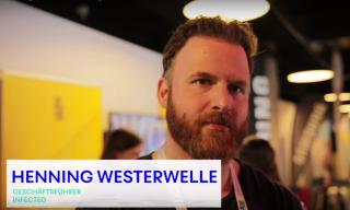 3 Fragen an… Henning Westerwelle von Infected