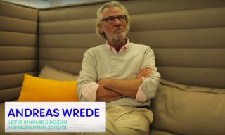 3 Fragen an… Andreas Wrede