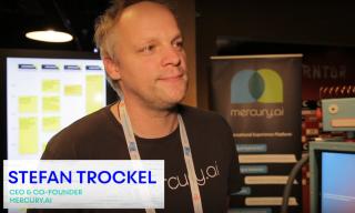 3 Fragen an… Stefan Trockel von mercury.ai