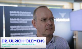 3 Fragen an… Dr. Ulrich Clemens von Scanblue