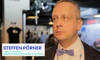 3 Fragen an… Geschäftsführer Steffen Pörner vom Bankenverband NRW