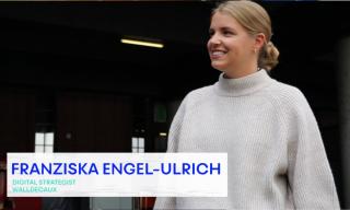 3 Fragen an… Franziska-Engel-Ulrich von Walldecaux