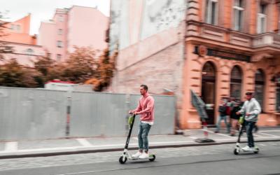 E-Scooter: Was rollt da auf uns zu?
