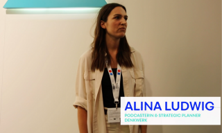 3 Fragen an Alina Ludwig von Denkwerk