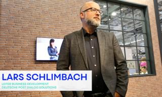 3 Fragen an… Lars Schlimbach von der Deutschen Post