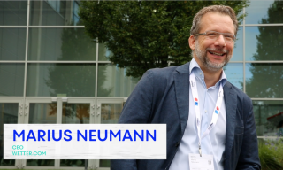 3 Fragen an… CEO Marius Neumann von wetter.com