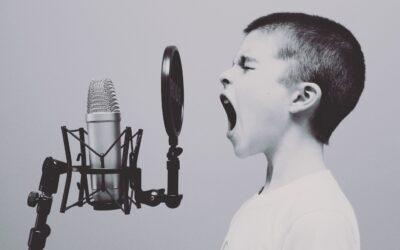 Podcast Coaching: So setzt du deine Stimme richtig ein