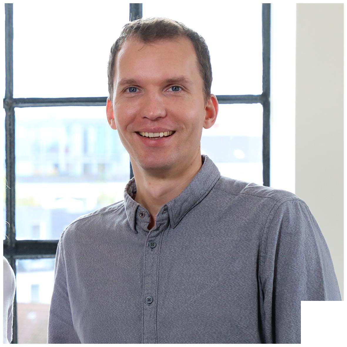 Tim Adler <div>Greenhouse Innovation Lab</div>