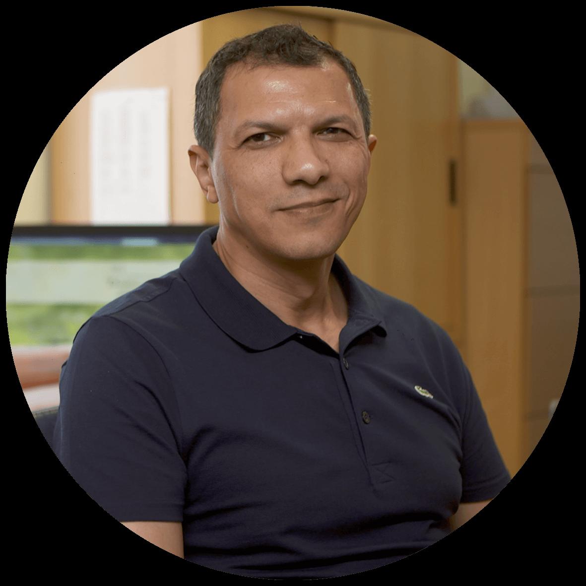 Jamal Bounoua <div>Ehem. Profi-Fußballer & Gründer</div>