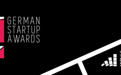 Die FinalistInnen der German Startup Awards stehen fest