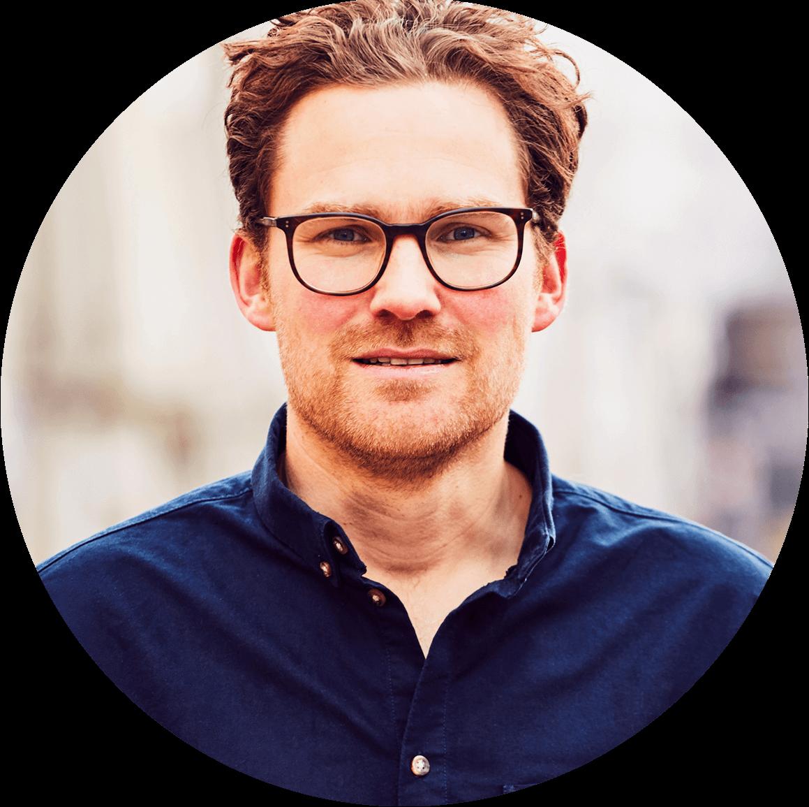 Jakob Berndt <div>Tomorrow GmbH</div>
