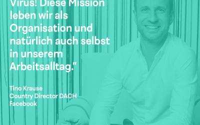 DK Talk: mit Tino Krause von Facebook
