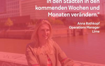 DK Talk: mit Anna Rothkopf von Lime