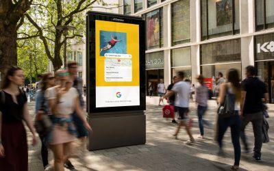 """Das neue """"Draußen""""! Wie Programmatic Out-of-Home Marken Reichweite bringt – Ein Gastbeitrag von WallDecaux"""